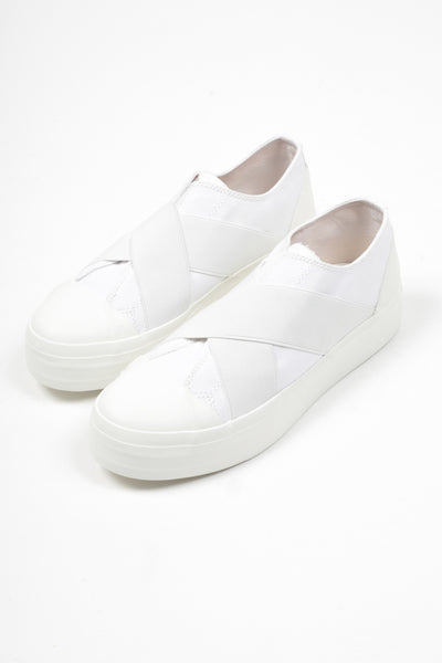 """Glacier"" Sneakers White"