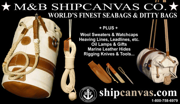 World's Finest Seabags & Ditty Bags