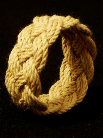 Turks Head Knot Bracelet by Morris & Barth