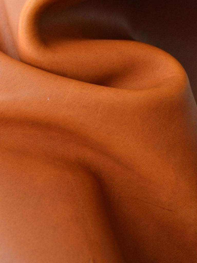 Oil-Tanned Marine Leather (NVS) - M&B SHIPCANVAS CO. - Leather Hides
