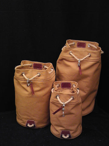 Hemp Rum Runner Seabag Set - Ditty Bags - 1