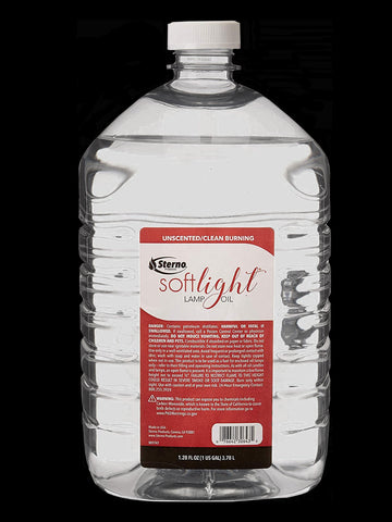 Liquid Paraffin Lamp Oil - Gallon
