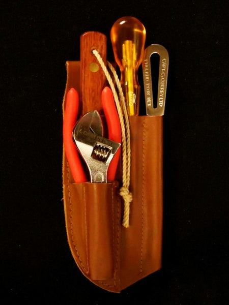 5-Piece Rigger's Knife Kit by Captain Currey - Morris & Barth #41495