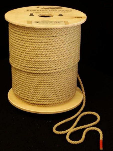 Vintage New England Rope - 600' Spool