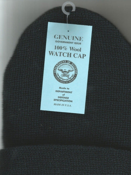 Military Watch Cap
