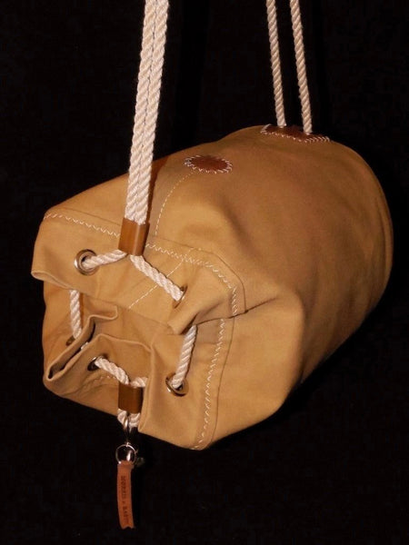 Rum Runner Seabag - Configured as a Horizontal Duffel Bag
