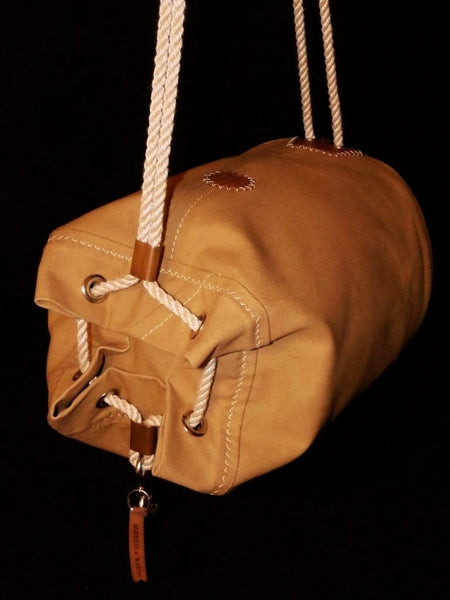 Rum Runner Seabag Set - Horizontal Duffle Bag position