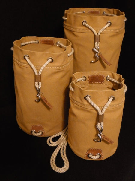 "Rum Runner Seabag - Available as a Set of 3 (shown in ""Nutmeg"")"