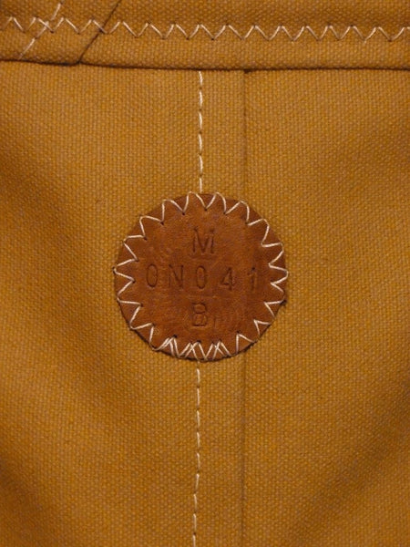 Leather Badge with Embossed Serial Number