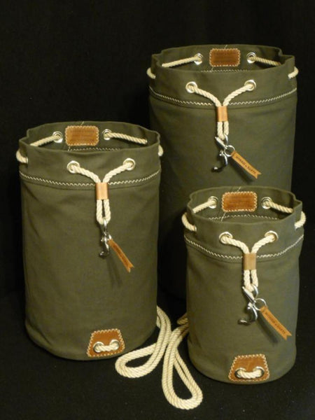 (Dark Olive) Rum Runner Seabag Set