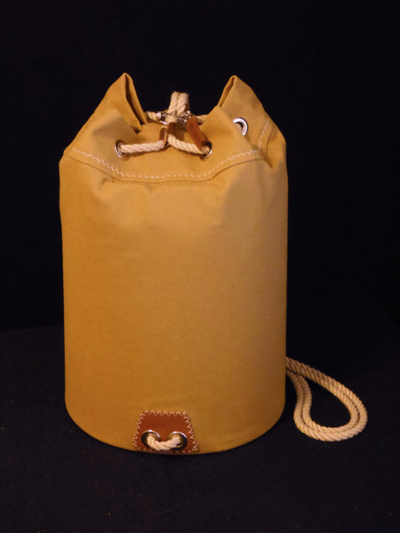 Rum Runner Seabag - Stuffed and standing proud