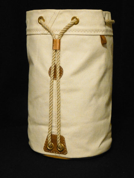 A/O Sailor's Ditty Bag with New England Rope Lanyard