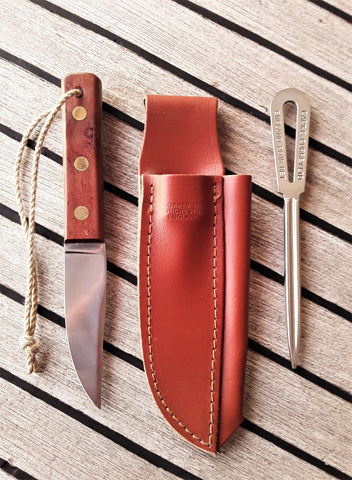 Sheffield Deck Knife Kit w/ Marlinspike