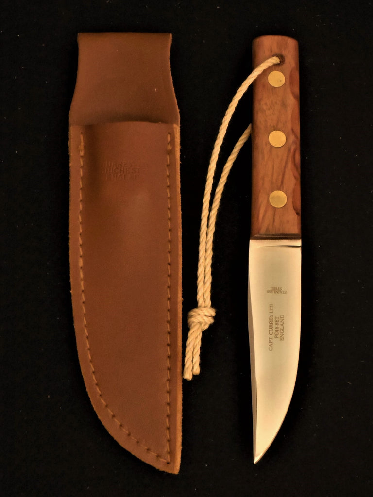 Sheffield Bowie Knife by SHIPCANVAS
