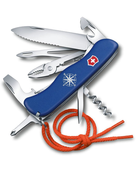 Victorinox® Skipper Rigging Knife w/ Marlinspike