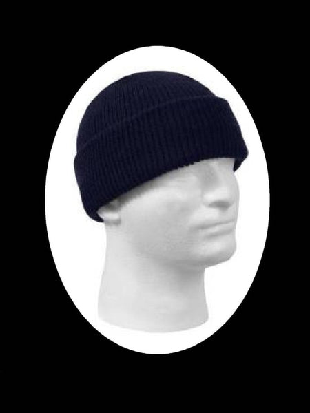 US Navy Wool Watchcap made in USA