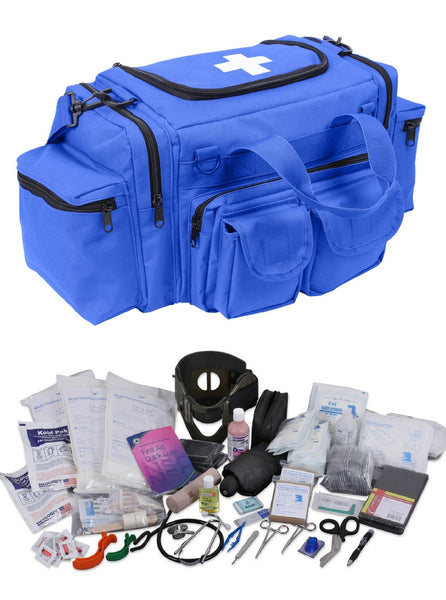 Marine Safety & First Aid - EMT Medical Trauma Kit