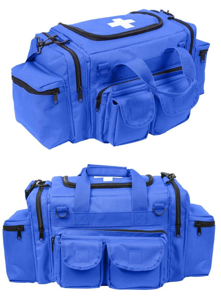 Blue EMT Bag
