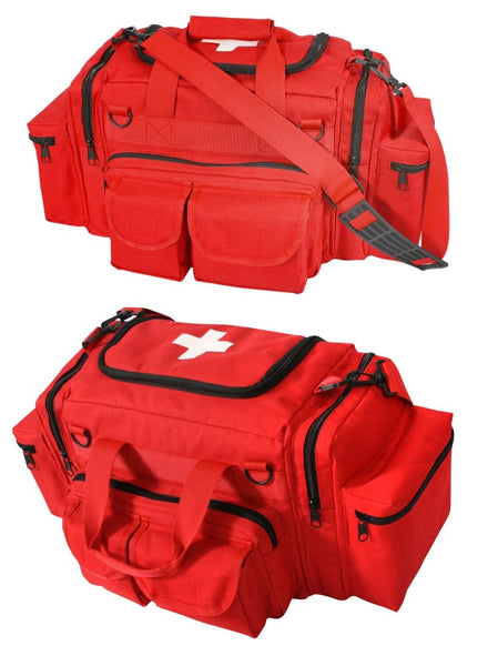 Red EMT Bag
