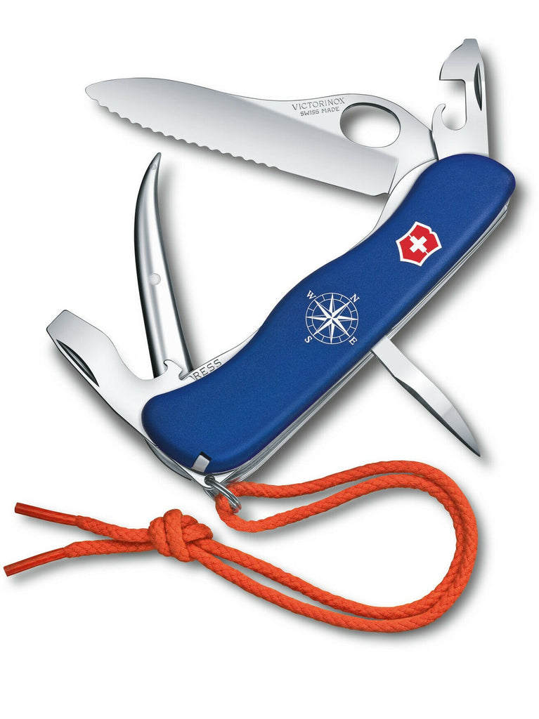 Victorinox® Skipper PRO Rigging Knife w/ Marlinspike