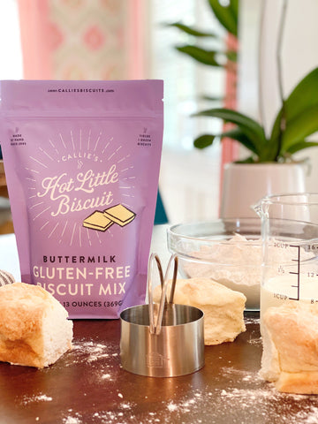 Biscuits & Jelly Gift Box - Gluten Free
