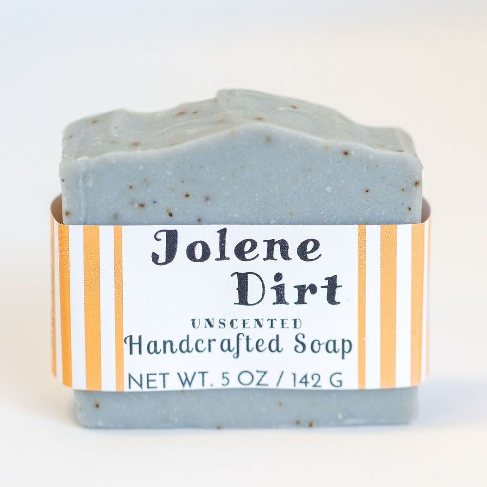 Jolene Dirt Handcrafted  Soap - Pluff Mud Mercantile