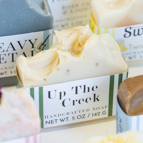 Up the Creek Handcrafted  Soap aka Into the Woods - Pluff Mud Mercantile