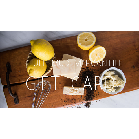$50 Gift Card - Pluff Mud Mercantile