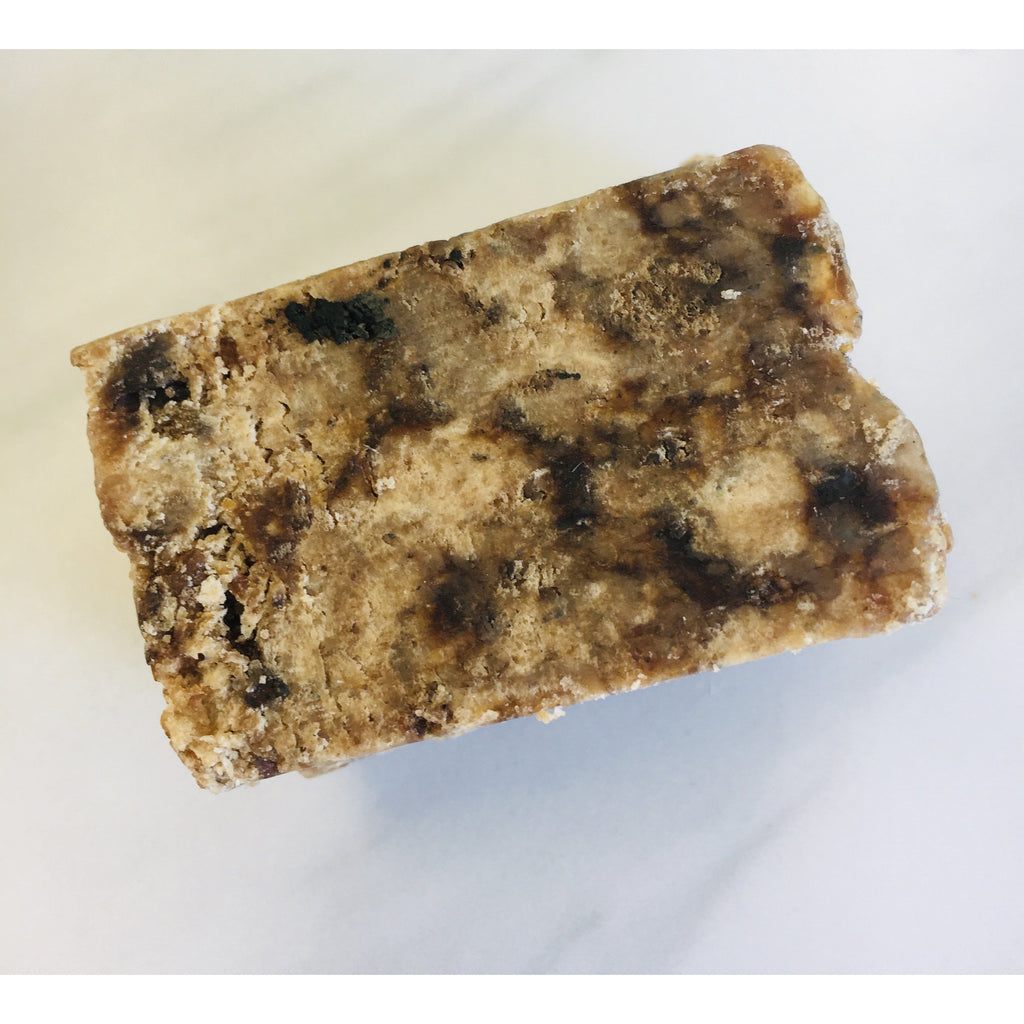 African Black Soap Handcrafted Soap - Pluff Mud Mercantile