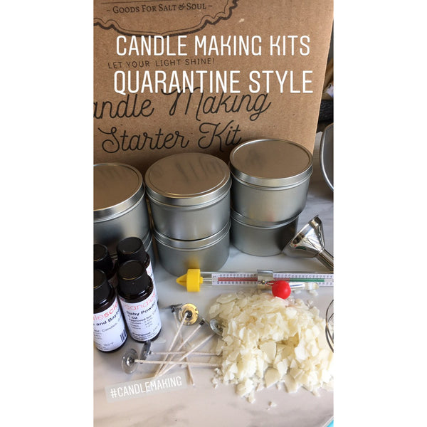Candle Making Kit - Pluff Mud Mercantile