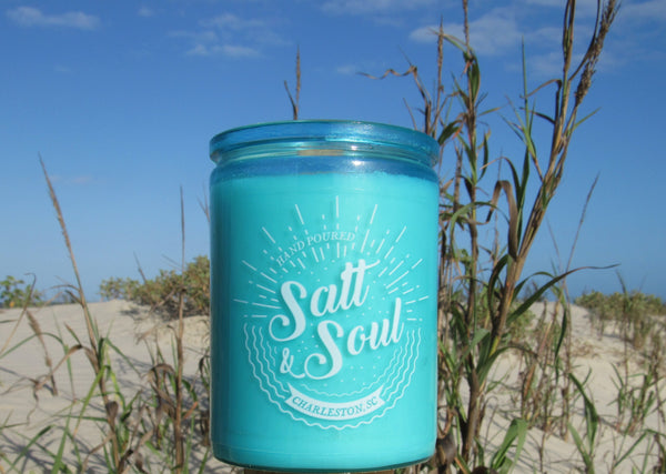 Sea Spray - Salt + Soul Coastal Collection 12 oz. Apothecary - Pluff Mud Mercantile
