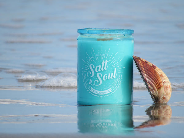Sea Lavender - Salt + Soul Coastal Collection 12 oz. Apothecary