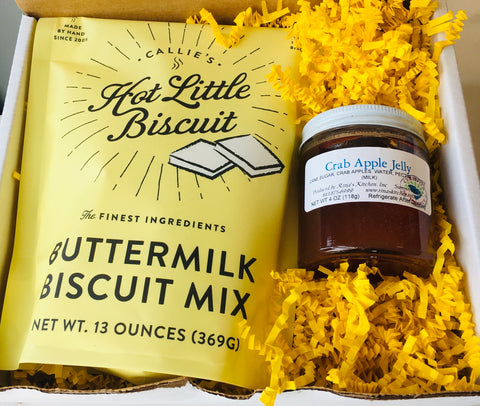 Biscuits & Jelly Gift Box - Pluff Mud Mercantile