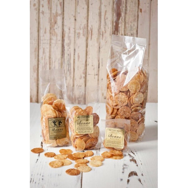 Benne Wafer Cookies - Pluff Mud Mercantile
