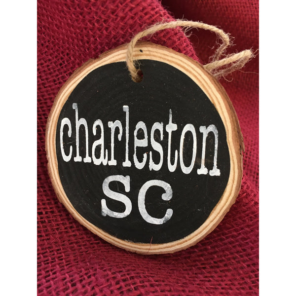 Hand Painted Southern Ornaments