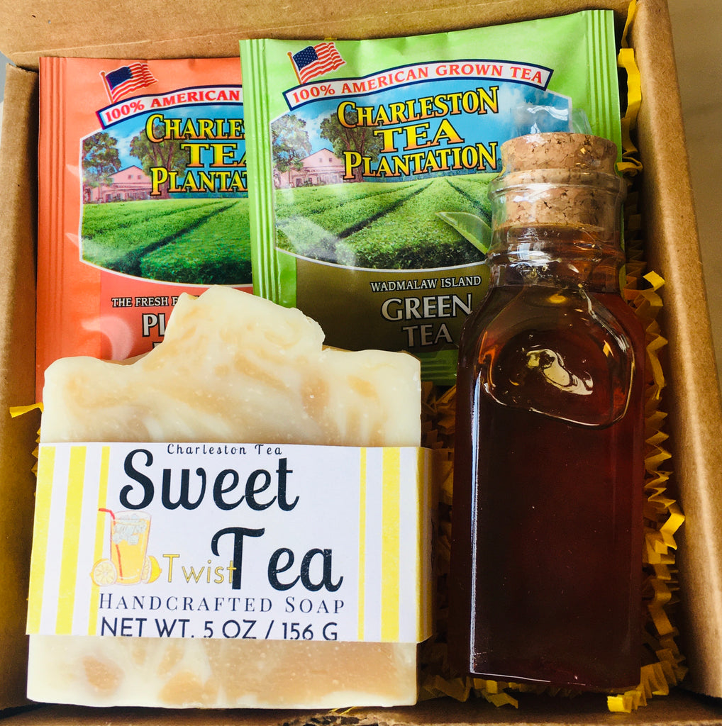 Sweet Tea Gift Box - Pluff Mud Mercantile