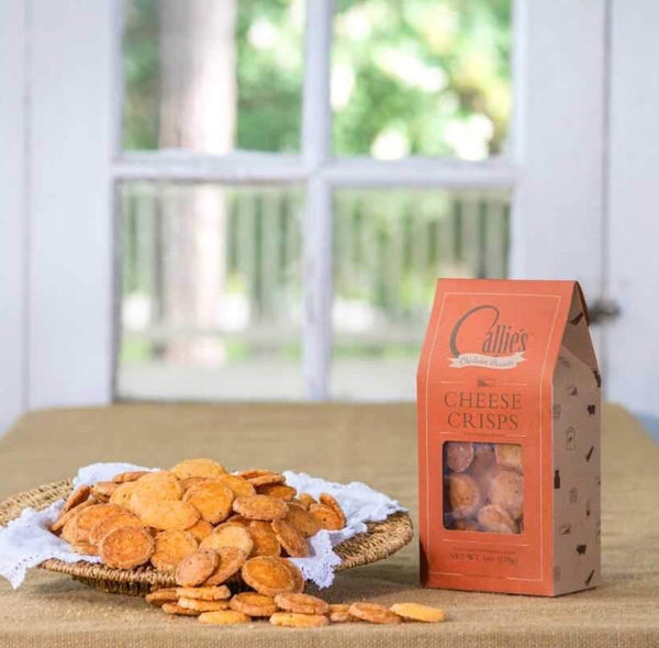 Callie's Cheese Crisps - Pluff Mud Mercantile
