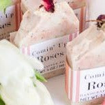 Comin' Up Roses Handcrafted  Soap - Pluff Mud Mercantile