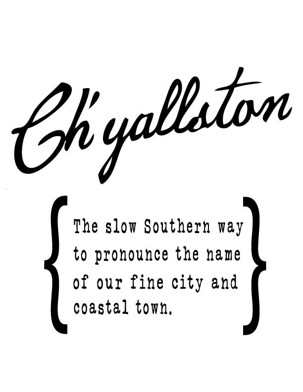 Pronounce Ch'yallston Flour Sack Towel