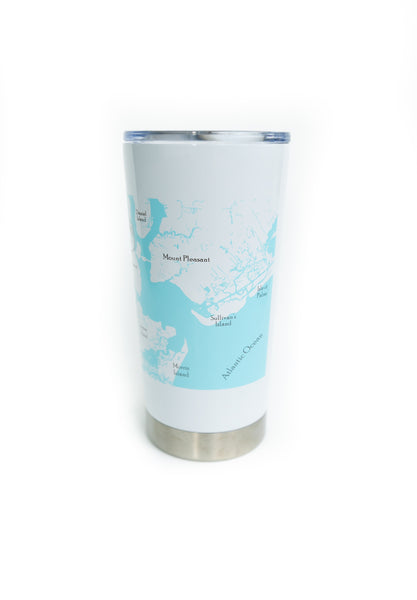 Local Dog Charleston Waterways 20oz Tumbler - Pluff Mud Mercantile