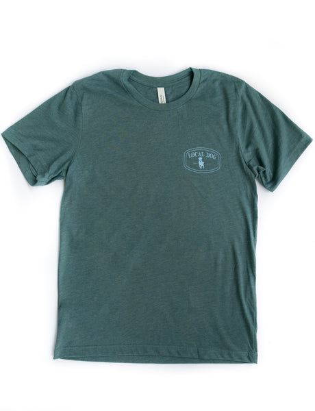 Local Dog Charleston Waterways T-Shirt - Pluff Mud Mercantile