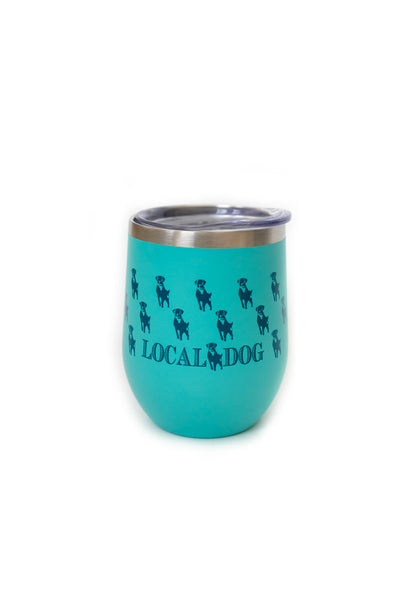 Local Dog Wine Tumbler - Pluff Mud Mercantile