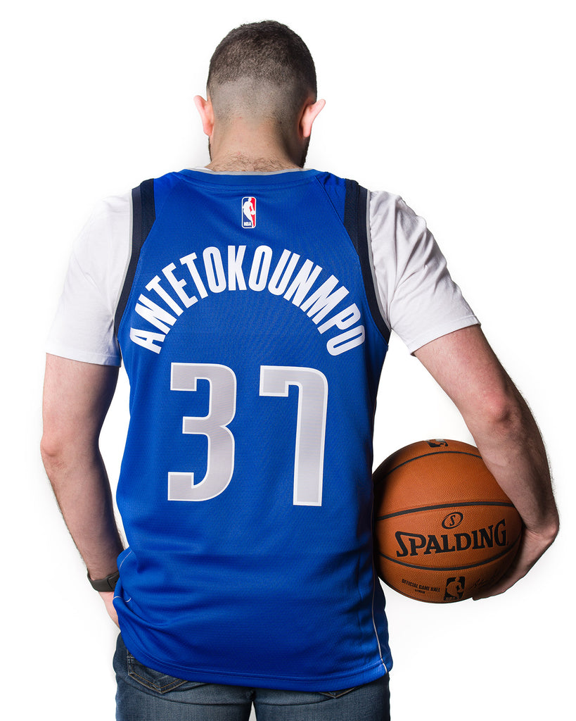 Dallas Mavericks Kostas Antetokounmpo Icon Swingman Jersey