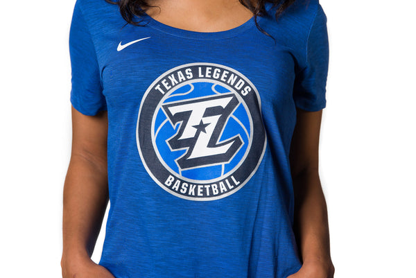 Nike Dry Slub Scoop Texas Legends Tee