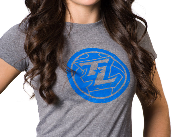 Tri-Blend Legends Logo Tee