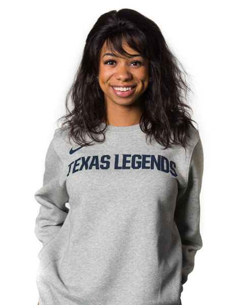 Club Fleece Texas Legends Crew