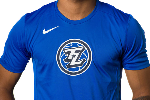 Nike Miler SS Royal Blue Tee