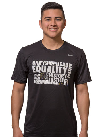 Nike Black History Month Shooting Shirt