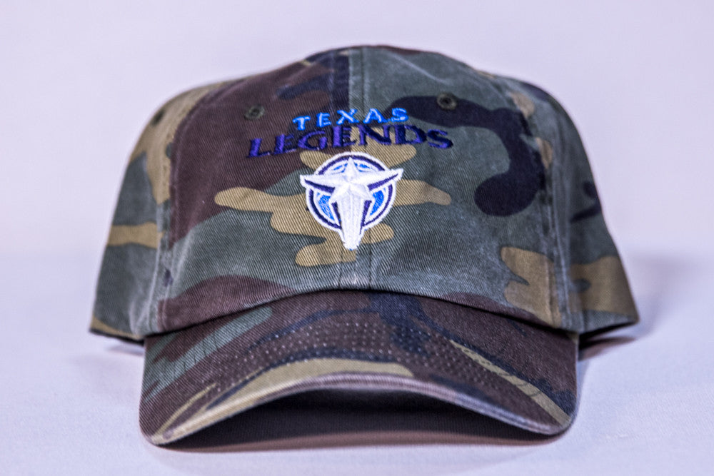 Texas Legends Camo Hat