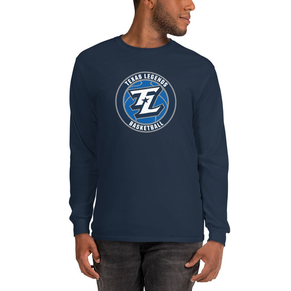 Legends Logo Collection - Men's Long Sleeve Tee